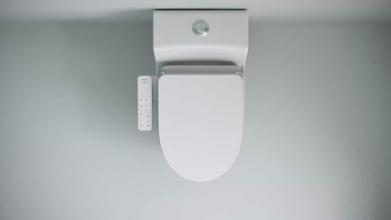 Xiaomi unveils a US$150 smart toilet seat
