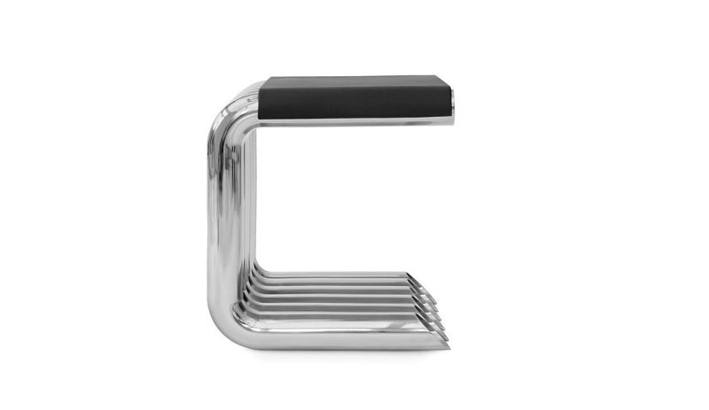 Xosted side table by Philip Caggiano