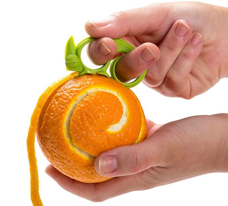 Zesty - Citrus Zester & Peeler