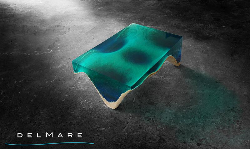 delMare water table by Eduard Locota