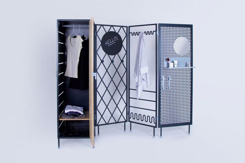 The fine cupboard Patchwork furniture