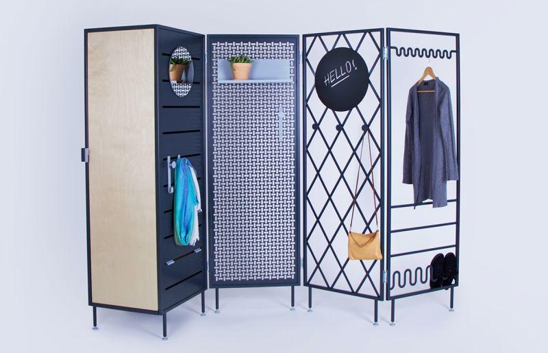 Patchwork furniture by Giulia Pesce and Ruggero Bastita