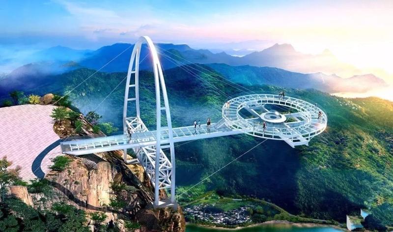 25 incredible viewing platforms for a dose of vertigo
