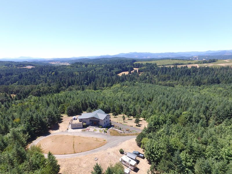 Oregon Couple built custom home 16 years ago to watch total solar eclipse
