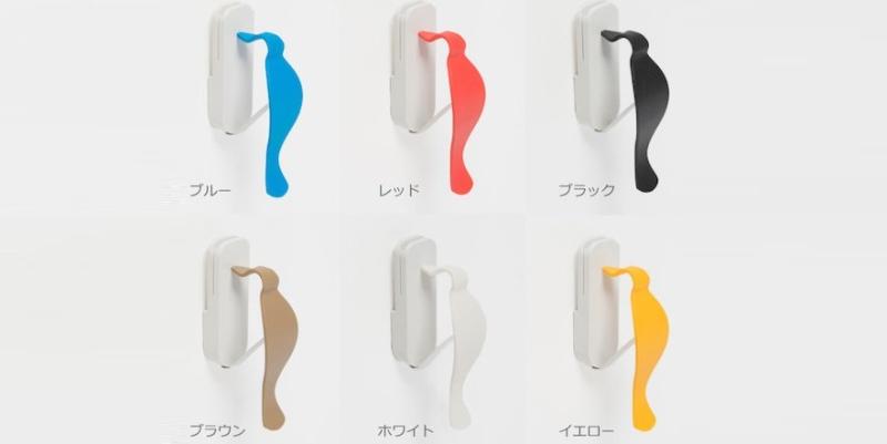 kitsutsuki-door-knocker-designer