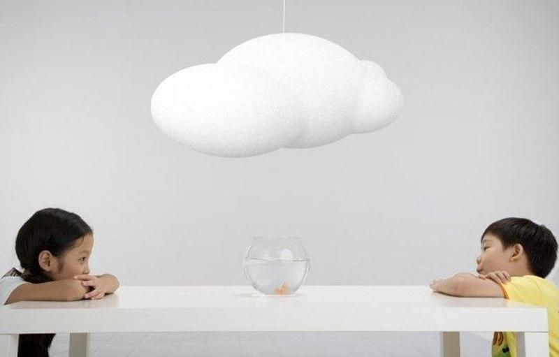 cloud pendant lamp