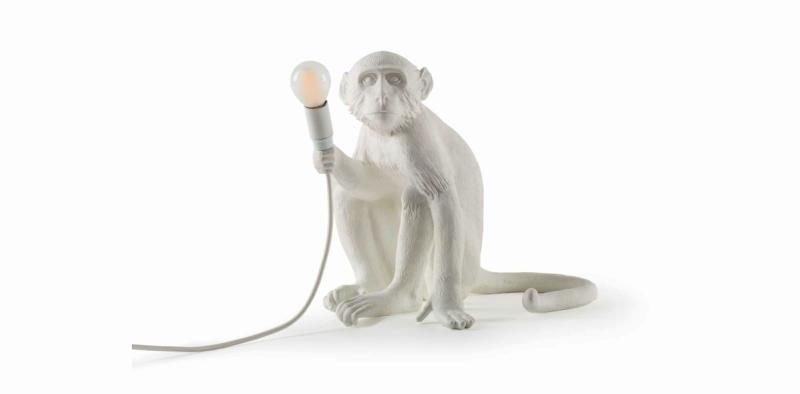 monkey lamp_ seletti