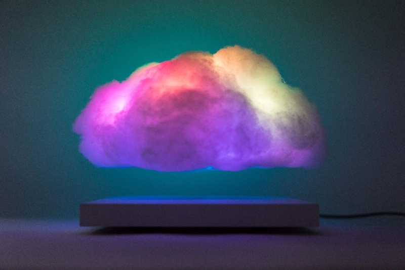 20 Cloud Lamps That Ll Fill Your Home With Flashes And