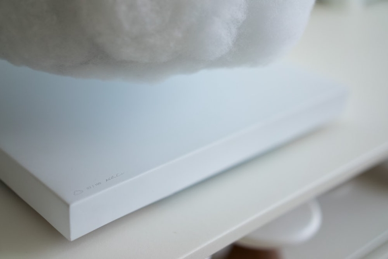 floating cloud Bluetooth speaker