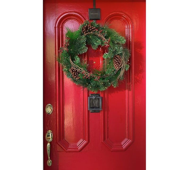 #17 Elegant And Unique, The Pineapple Door Knocker Is An Awesome Way To  Bring Sweet Memories Of Your Favorite Tropical Fruit To Life.