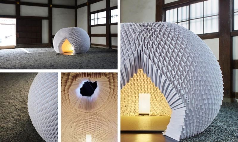 Teahouse made by Katagiri Architecture + Design and Shi-An