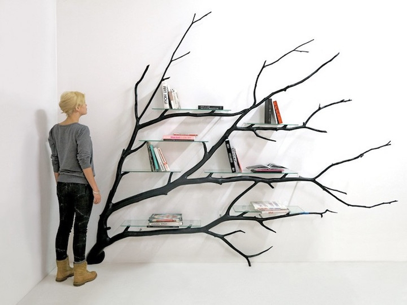 tree shelfby Opiary