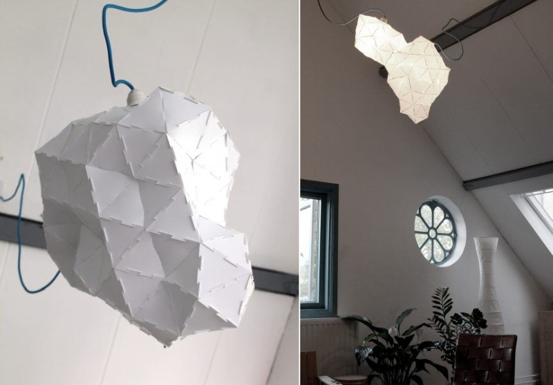 Jacob cloud lamp