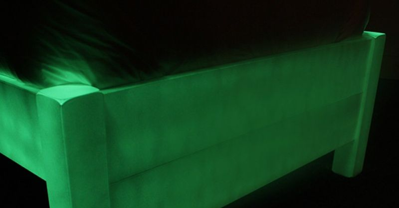 glow in the dark furniture river table glow in the dark bed frame 30 glowinthedark furniture to enlighten your spirits homecrux