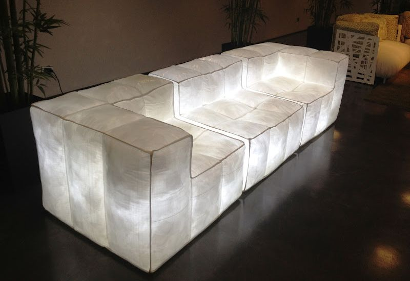 30 Glow In The Dark Furniture To Enlighten Your Spirits