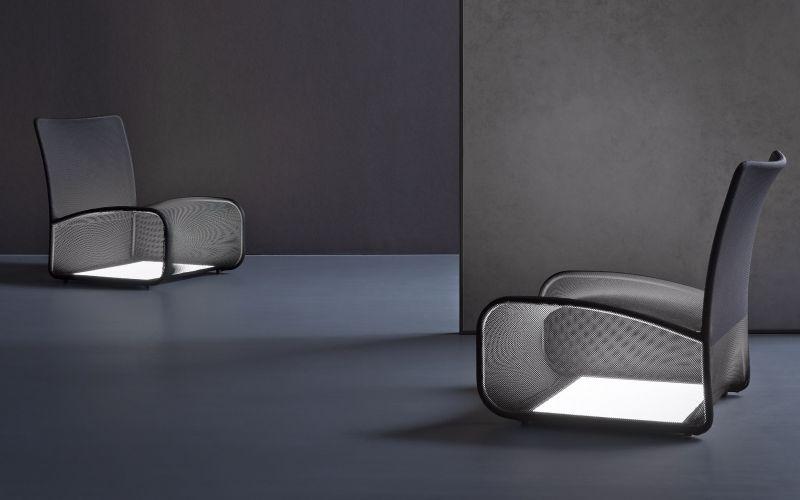 Nuvola Di Luce: self-illuminating chair