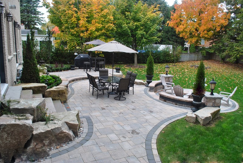 Landscape Designs For Backyard 14 backyard remodeling ideas that'll liven up your home