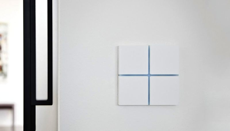 Basalte Sentido light switch