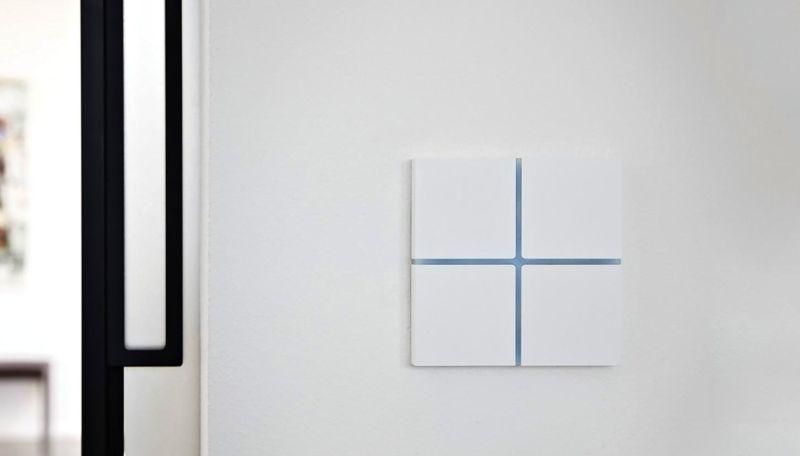 Basalte Sentido light switch