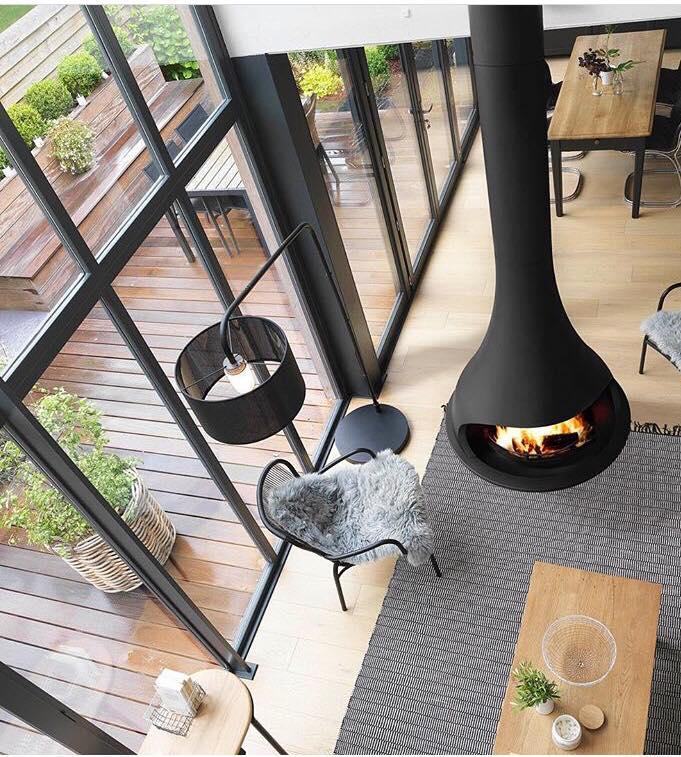 CALISTA-917-Hanging-fireplace-