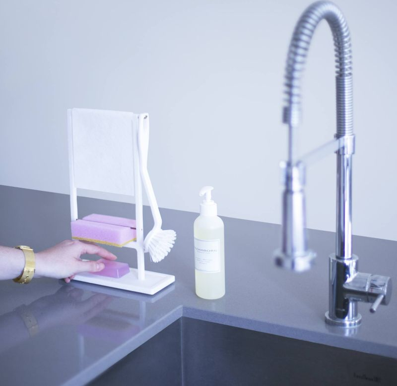 Cuci sink organizer