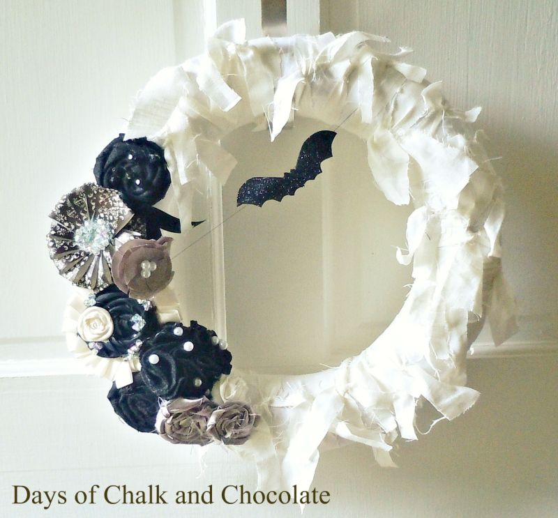 Glam Flower Wreath