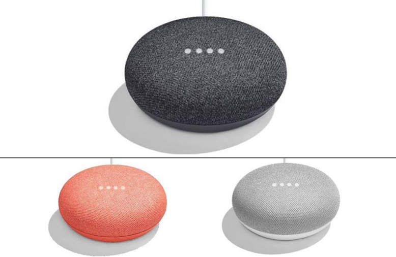 Google Home Mini rumored to debut next month