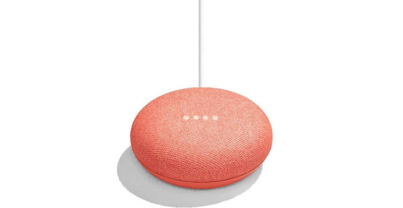 Google Home Mini rumored to be debut next month