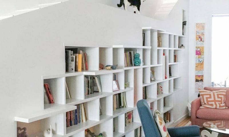 House-for-Booklovers-and-Cats-by-BFDO-Architects