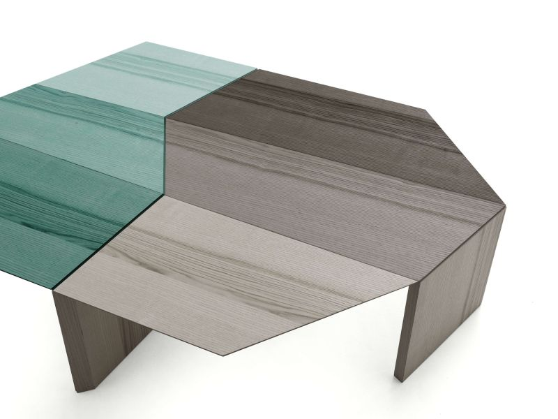 Jeeg modular table can be reconfigured to diversify your for Modular table design