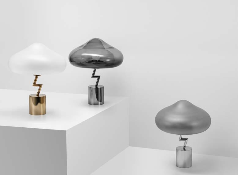 Jiyoun Kim unveils Lightning table lamp at London Design Festival 2017