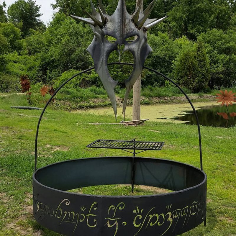 Fire Pits by Imagine Metal Art