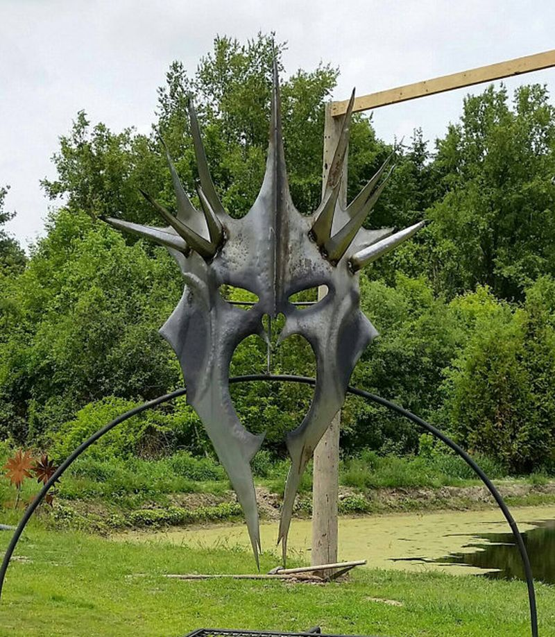 Wicked Lord Of The Rings Fire Pits Perfect For The