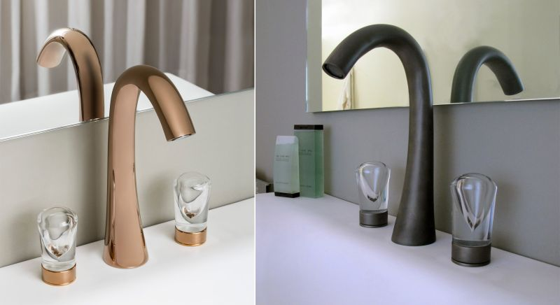 Nude tap series by Zucchetti is a blend of emotion and imagination