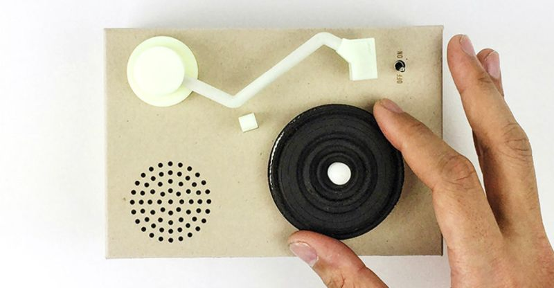 Before Dunking It, You Can Now Use Your Oreo as a Turntable Record