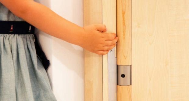 Simonswerk S Innovative Hinge System Eliminates Finger