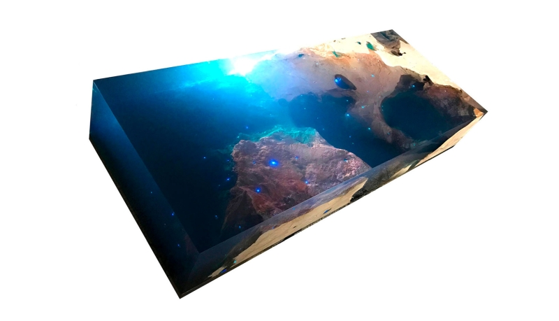 Starry sea table