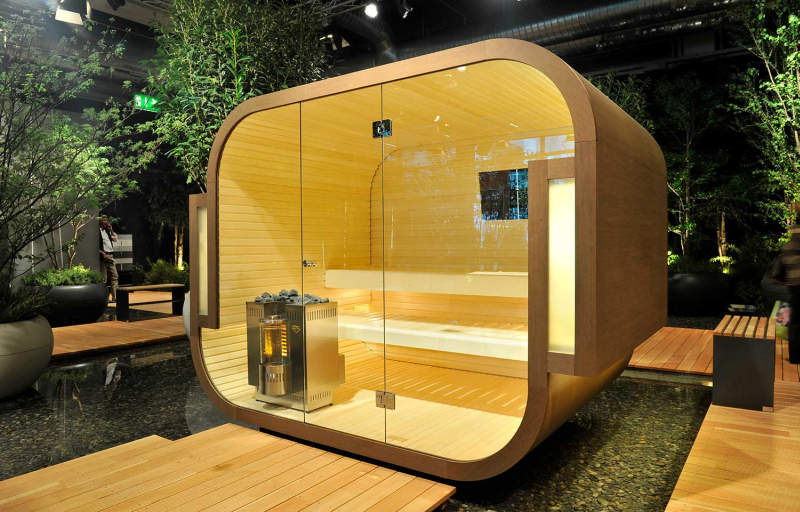 Swing Steam Sauna To Enjoy Benefits Of Sweating At Home