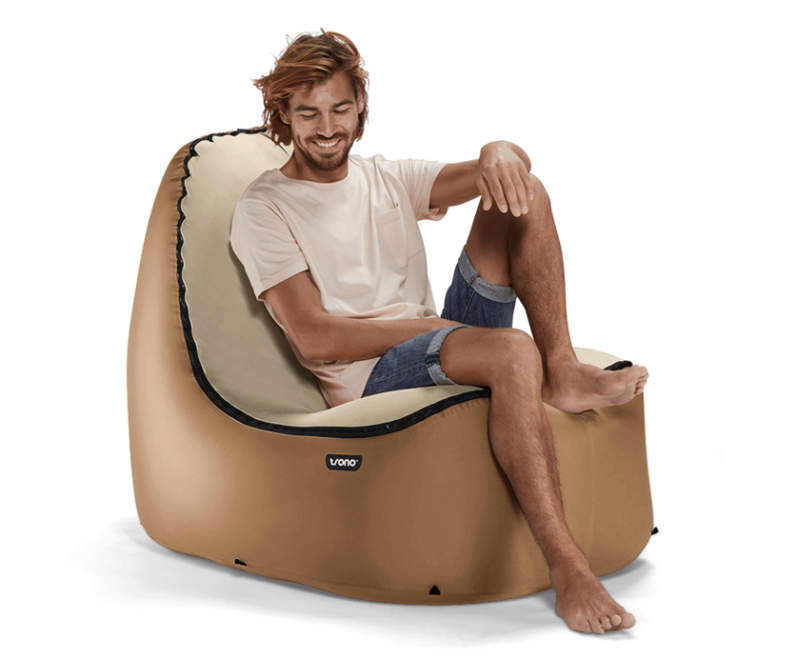 Trono inflatable chair blows up in seconds without an air pump  sc 1 st  HomeCrux & inflatable chair blows up in seconds without an air pump islam-shia.org