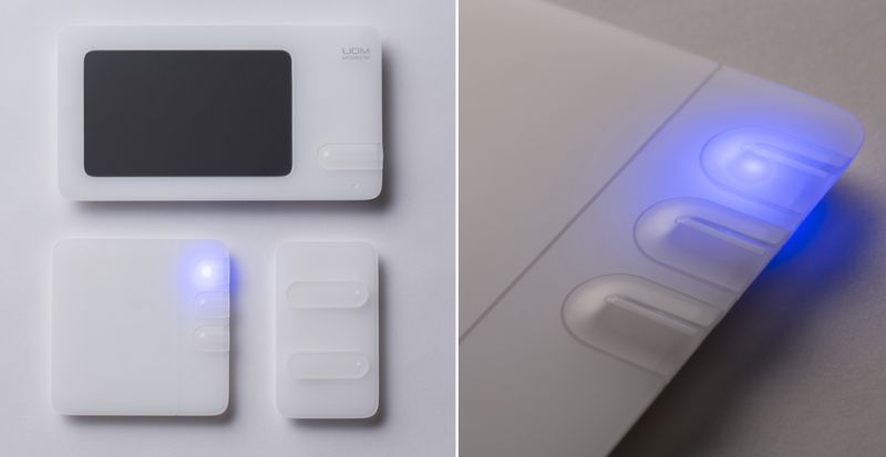 UMD Projects Light Switch design