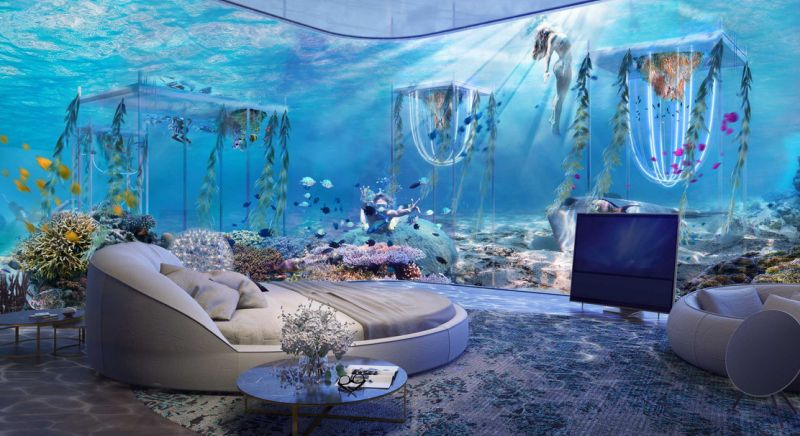 World's first underwater resort 'Floating Venice' to open in Dubai