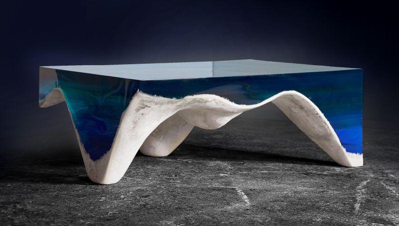 delMar Table by Eduard Locota