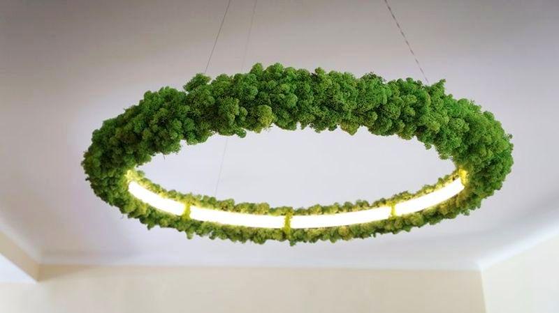 Luminaire Green