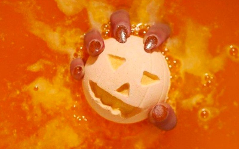 Lush unveils spooky bath bombs to make your Halloween wicked