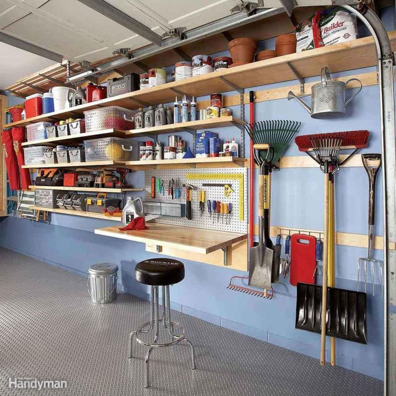 Garage Storage plays a vital role