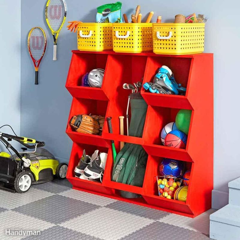 Simple Tips To Keep Your Garage Clean And Organized