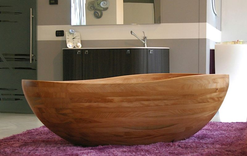 Pros and Cons of Wooden/Stone Bathtubs – Comparison