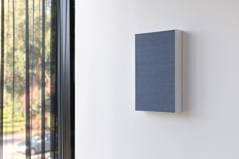Basalte introduces designer speakers at 100% Design