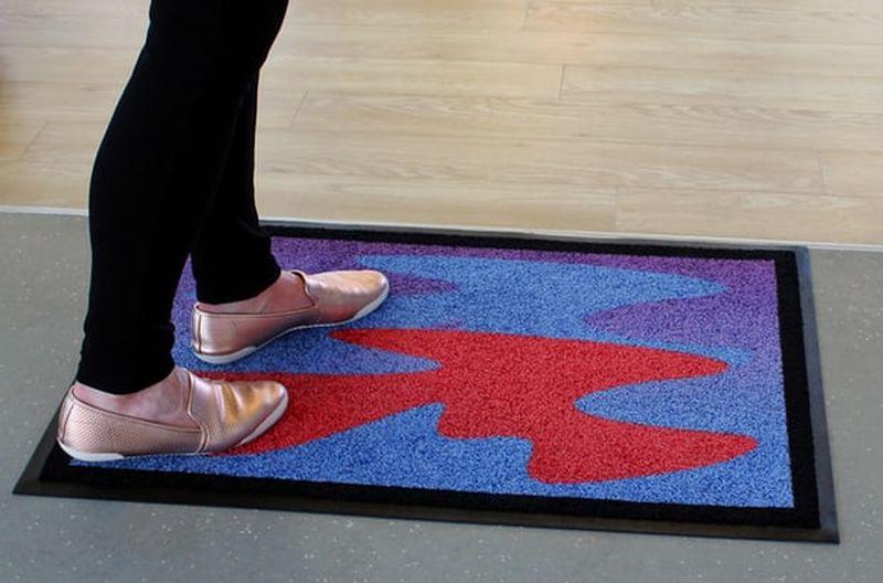 Cosmic welcome mats