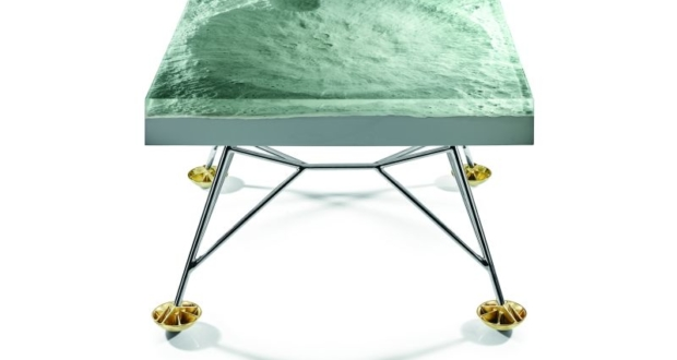Harow Apollo 11 Table by Harold Sangouard